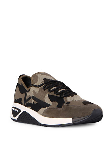 Diesel Kby Low Top Sneakers-MULTI-9.5