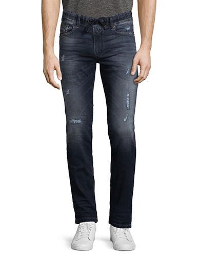 Diesel Waykee-NE 0685G JoggJeans-BLUE-34