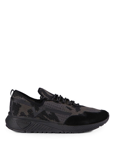 Diesel Kby Low Top Sneakers-BLACK-9