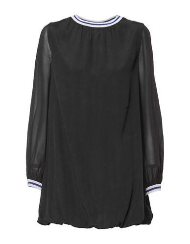 Diesel Belinda Shift Dress-BLACK-X-Small