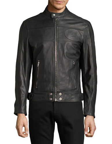 Diesel L-Street Zip Jacket-BLACK-Medium 89769046_BLACK_Medium
