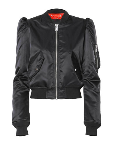 Diesel G-Arianna Jacket-BLACK-Small