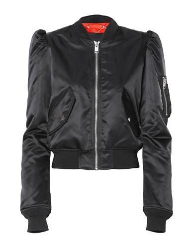 Diesel G-Arianna Jacket-BLACK-Medium