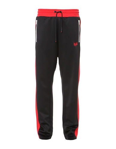 Diesel Slim-Fit Track Pants-BLACK-Large 89763339_BLACK_Large