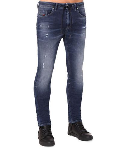 Diesel Thommer CB-NE 0686W JoggJeans-BLUE-28