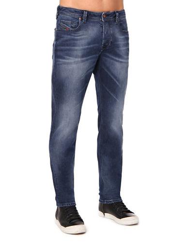 Diesel Larkee-Beex L.32 Trousers-BLUE-28X32
