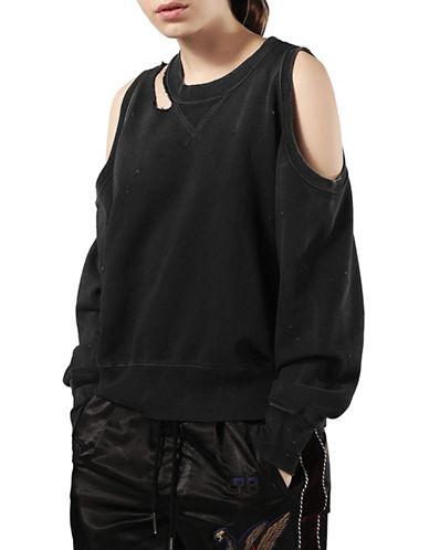Diesel F-ADAM Sweatshirt-BLACK-Medium 90007672_BLACK_Medium