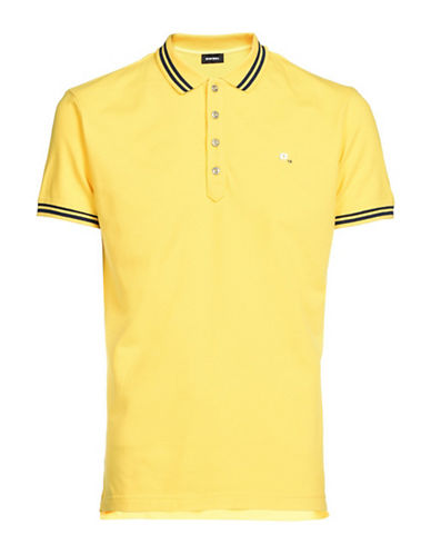 Diesel T-Randy Shirt-YELLOW-XLarge