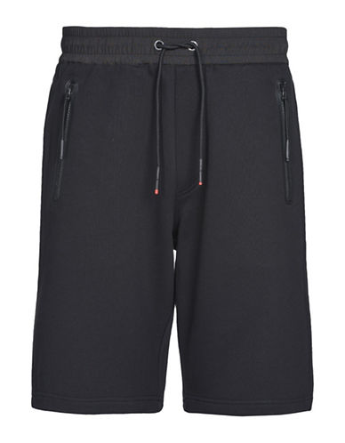 Diesel P-Globe Shorts-BLACK-Large