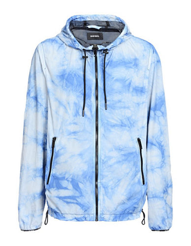 Diesel J-Pinal Jacket-BLUE-Small