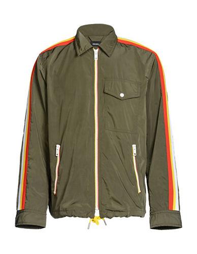 Diesel J-Ribplaza Jacket-GREEN-Medium 89864913_GREEN_Medium