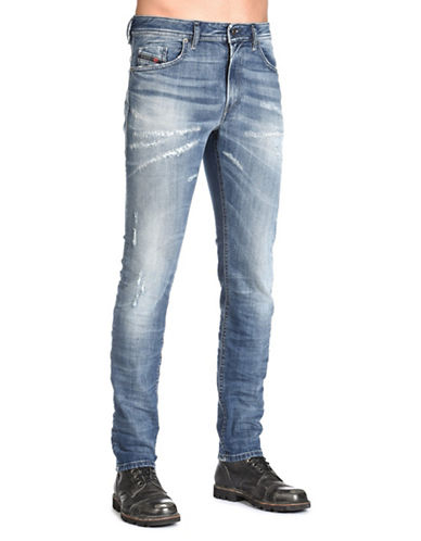 Diesel Thommer L.32 Trousers-BLUE-33X32