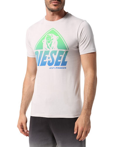 Diesel Parsen-S T-Shirt-WHITE-Small 89891340_WHITE_Small
