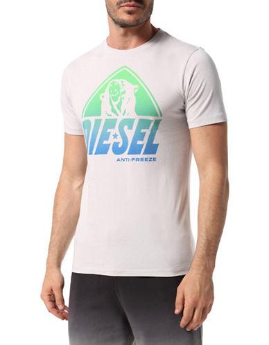 Diesel Parsen-S T-Shirt-WHITE-Large 89891342_WHITE_Large