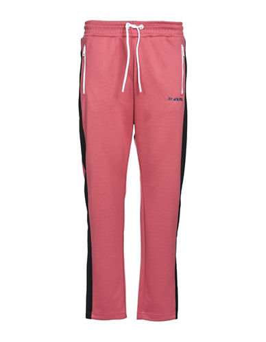 Diesel P-Russym Trousers-PINK-X-Small
