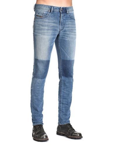 Diesel Thommer L.32 Trousers-BLUE-31X32