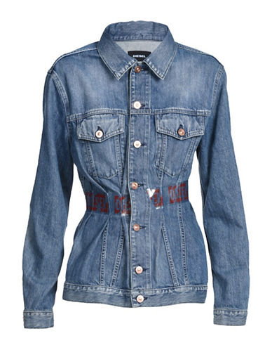 Diesel DE-TAPE Jacket-BLUE-Large 90007666_BLUE_Large