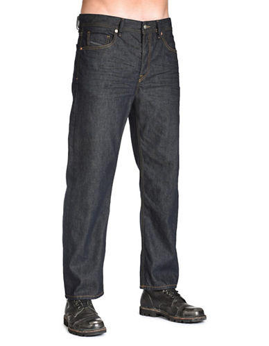 Diesel Dagh L.32 Trousers-BLUE-31X32