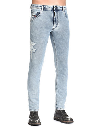 Diesel Krooley-T JoggJeans-BLUE-36