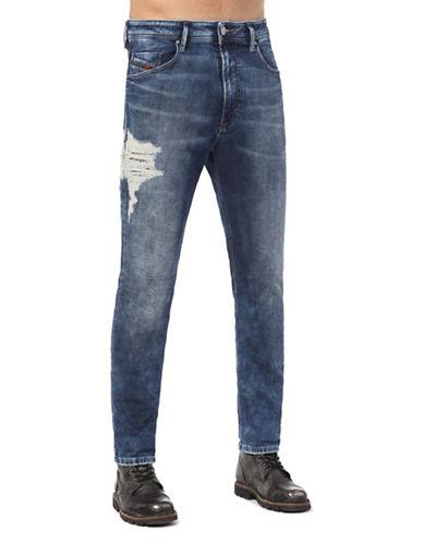 Diesel Narrot-T JoggJeans-BLUE-34