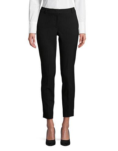 Marella Abituro Classic Pants-BLACK-8