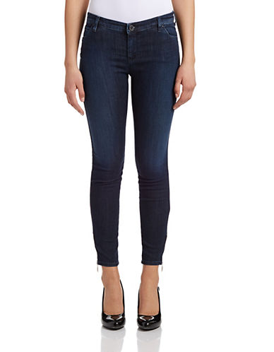 Armani Jeans Iris Slim-Fit Jeans-DENIM-30