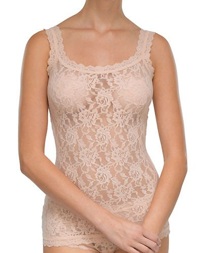 Hanky Panky Lace Camisole-CHAI-X-Small