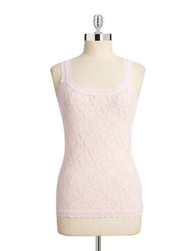 Hanky Panky Lace Camisole-BLISS-Large