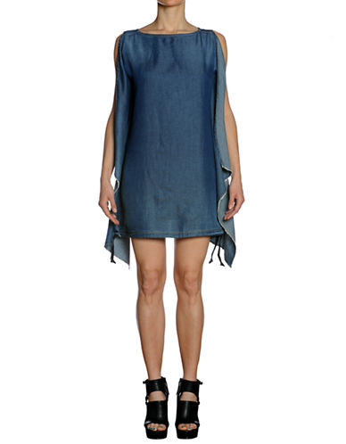 Diesel DeEmi Dress blue XXSmall