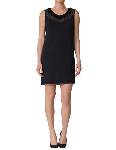 Diesel D-Manorama Dress-BLACK-Small