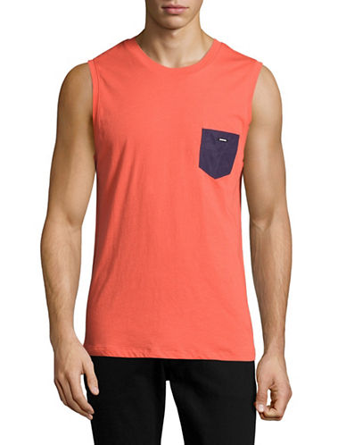 Diesel Catch Pocket T-Shirt-PINK-Small 89020933_PINK_Small