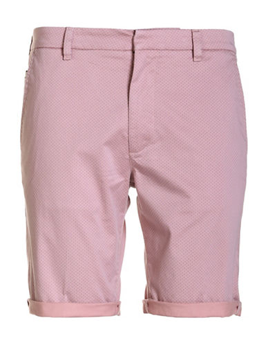 Diesel Chi-Driver-Sho-Roll Shorts-PINK-33
