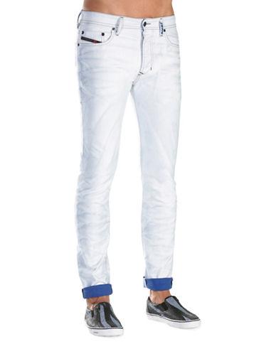 Diesel Tepphar L.32 Jeans-WHITE-32X32