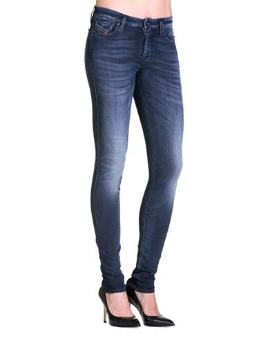 Diesel Skinzee-NE Sweat Jeans-BLUE-30