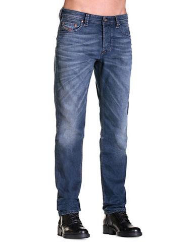 Diesel Larkee-Beex L.32 Tapered Jeans-BLUE-33X32