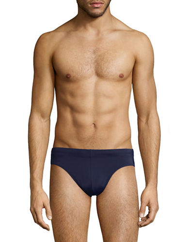 Diesel Jack Drawstring Briefs-BLUE-Medium