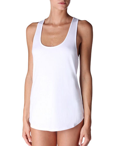 Diesel Reverse Singlet Tank-WHITE-X-Small 89009522_WHITE_X-Small