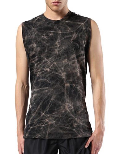 Diesel Adamy Tank Top-BLACK-Small 89020938_BLACK_Small