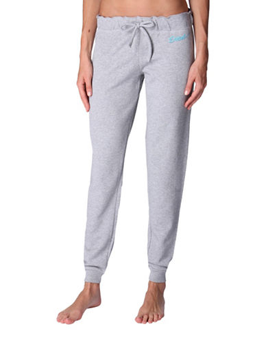 Diesel Tofee Cotton-Blend Sweatpants-LIGHT GREY-Large 89009471_LIGHT GREY_Large