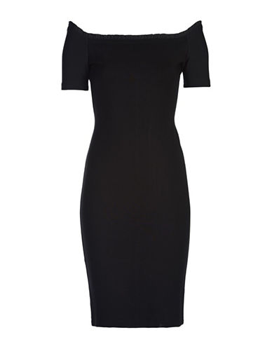 Diesel D-Dervla-A Dress-BLACK-X-Small