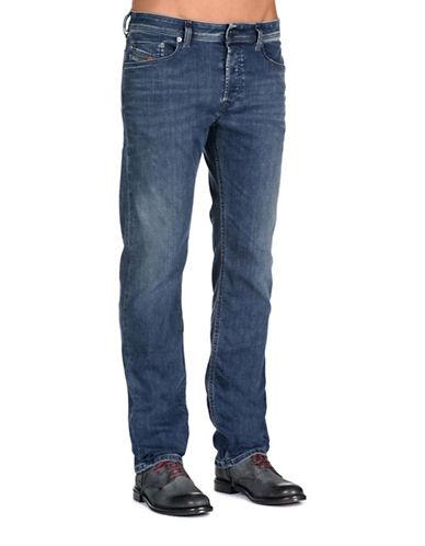 Diesel Waykee Straight Jeans-BLUE-31X32