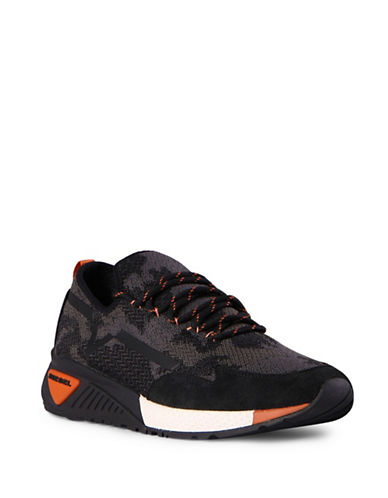 Diesel Kby Low Top Sneakers-GREY-7