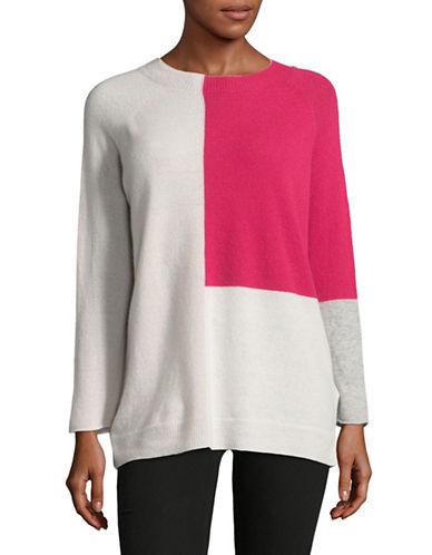 Diesel M-Soft Sweater-PINK-Small