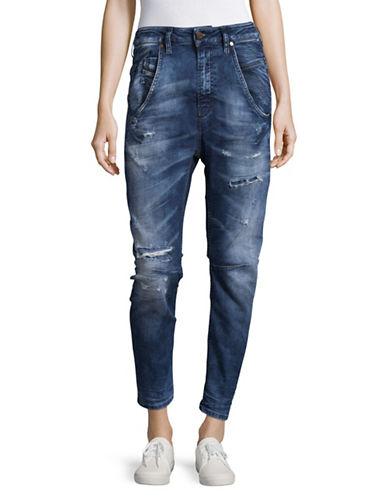 Diesel Fayza Jogger Jeans-BLUE-25