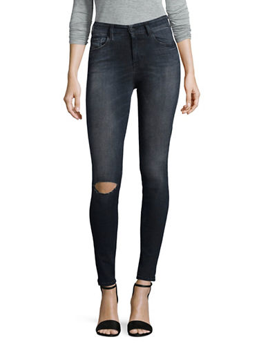 Diesel Slandy Super Slim-Skinny Jeans-BLUE-28