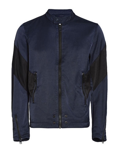 Diesel J-Gulf Regular-Fit Jacket-BLUE-XLarge