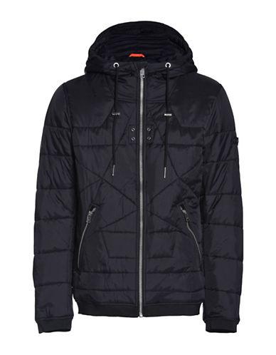 Diesel David Filled Jacket-BLACK-Small 89517207_BLACK_Small