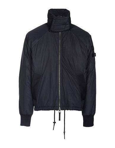 Diesel W-Cutless Down-Filled Jacket-BLACK-XXLarge