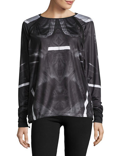 Diesel 55-T-Peas Mesh Pullover-BLACK-Small 89511129_BLACK_Small