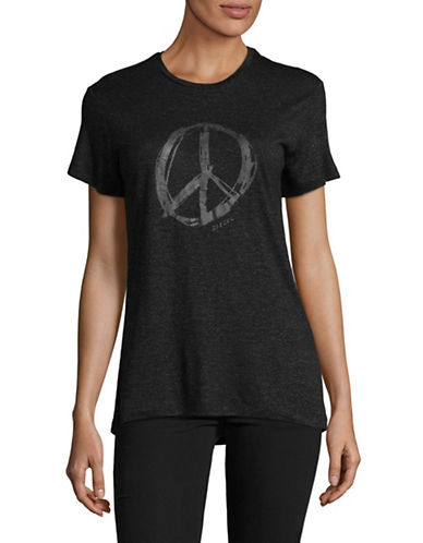 Diesel Graphic T-Shirt-BLACK-Small 89511529_BLACK_Small